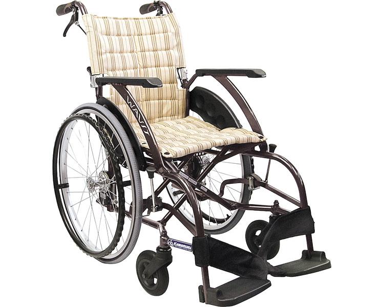 車椅子カワムラサイクルウェビット