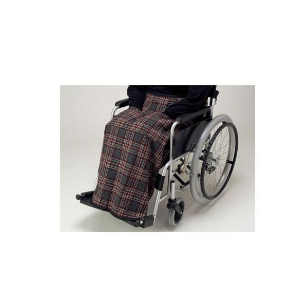 車椅子ひざ掛け