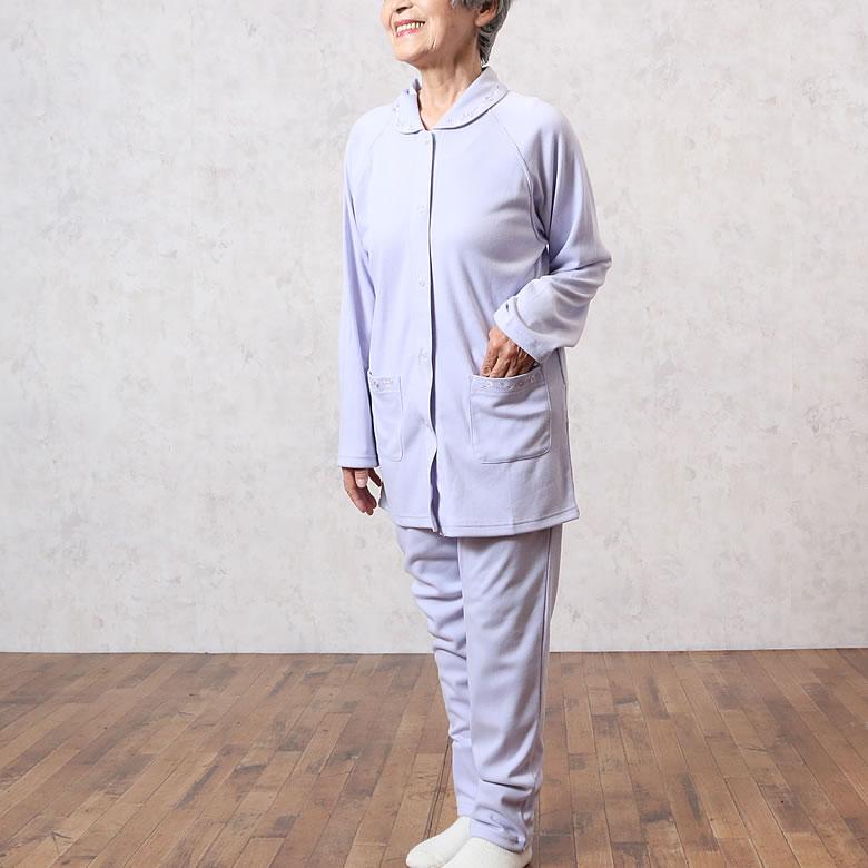 高齢者用パジャマ
