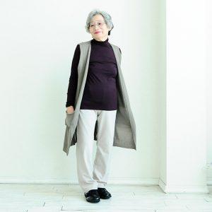 敬老の日ファッション1