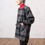 年末年始のシニア女性におすすめの暖かスモックジャケット