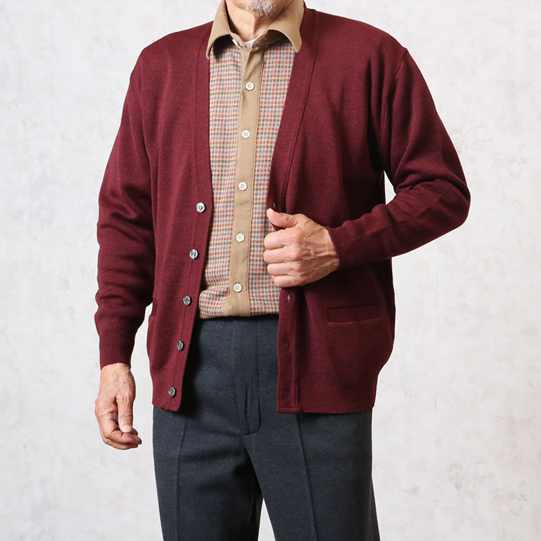 70代 80代男性 ファッション