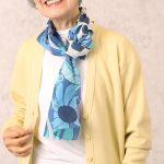 春の羽織物に20色から選べるカーディガン【70代80代シニアファッション】