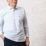 70代80代男性に春~初夏にかけておすすめのポロシャツ