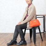 シニアファッションコーディネート 秋編 2019年11月No.1