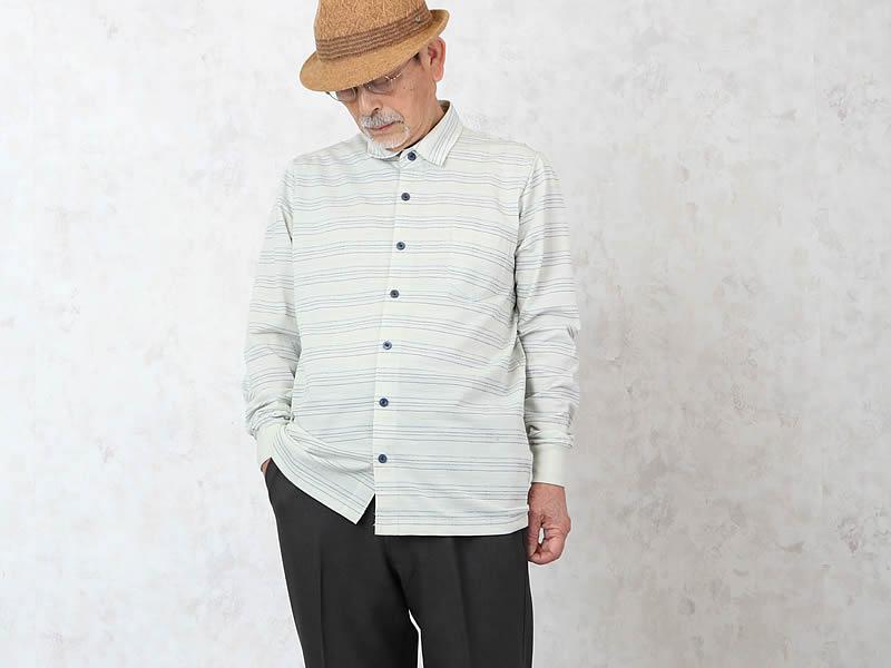 70代80代のシニア男性のシャツの選び方