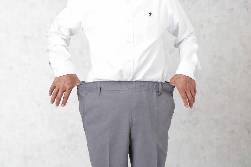 高齢者ズボン
