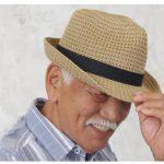 70代80代の男性におすすめのシニアファッション帽子