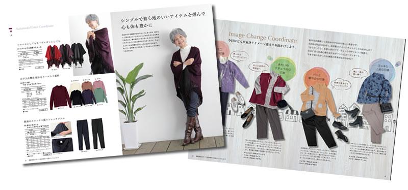 シニアファッションカタログcocowaku(ココわく)