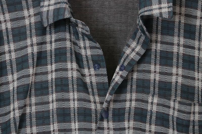 高齢者向けスナップボタンの洋服