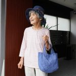 デイサービスの服装 女性コーディネート例8月
